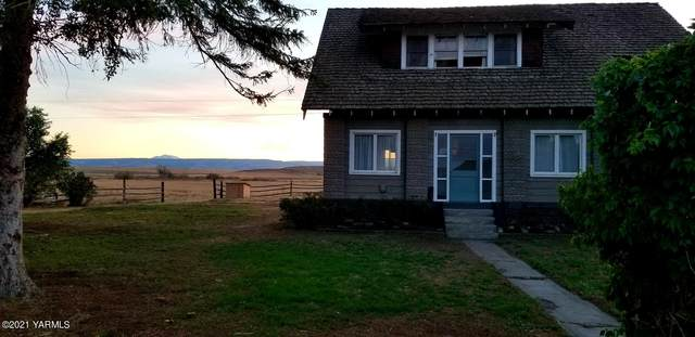 East of Wesley Rd, White Swan, WA 98952 (MLS #21-1766) :: Amy Maib - Yakima's Rescue Realtor