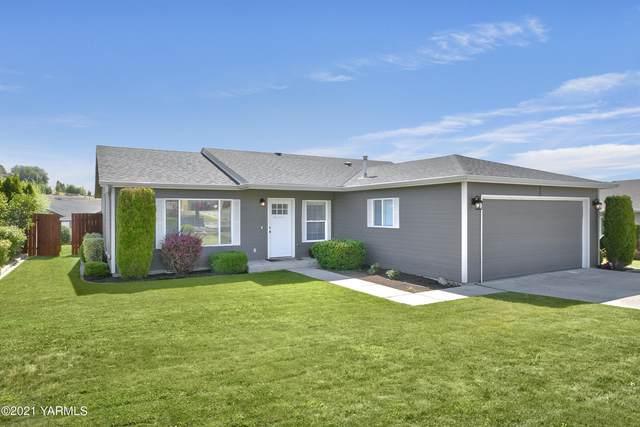 507 N 77th Ave, Yakima, WA 98908 (MLS #21-1788) :: Amy Maib - Yakima's Rescue Realtor