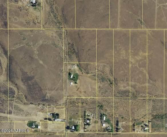 NKA Slavin Rd, Yakima, WA 98903 (MLS #21-1796) :: Heritage Moultray Real Estate Services
