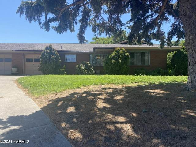616 Estee Ct, Yakima, WA 98908 (MLS #21-1802) :: Heritage Moultray Real Estate Services