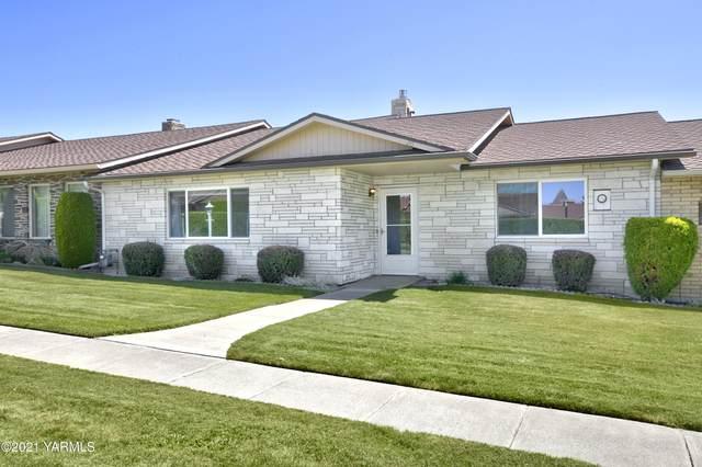 215 N 56th Ave #26, Yakima, WA 98908 (MLS #21-1810) :: Amy Maib - Yakima's Rescue Realtor