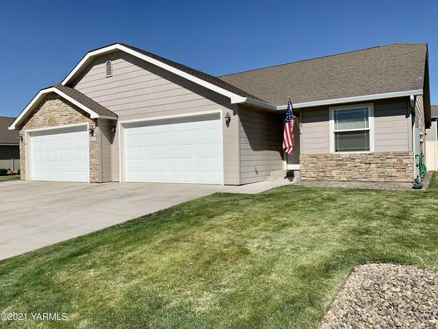 913-B S 90th Ave, Yakima, WA 98908 (MLS #21-1813) :: Amy Maib - Yakima's Rescue Realtor