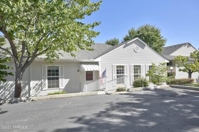 3701 Fairbanks Ave D-15, Yakima, WA 98902 (MLS #21-1815) :: Amy Maib - Yakima's Rescue Realtor
