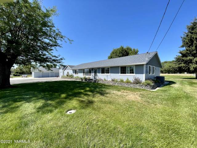710 S 41st St, Yakima, WA 98901 (MLS #21-1823) :: Heritage Moultray Real Estate Services