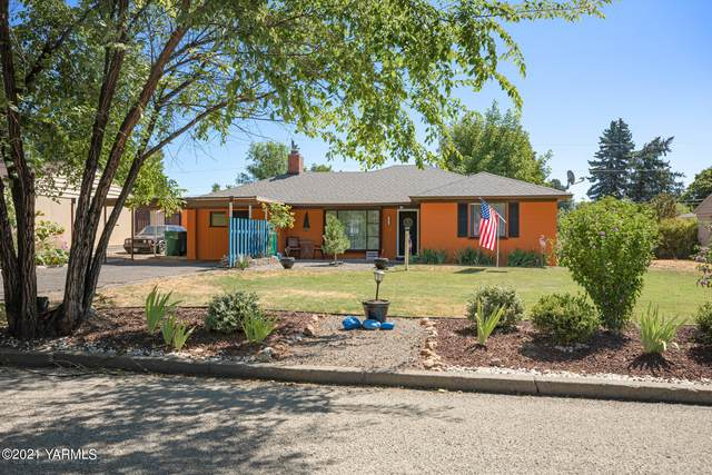 1000 Chamith Ln, Ellensburg, WA 98926 (MLS #21-1827) :: Heritage Moultray Real Estate Services