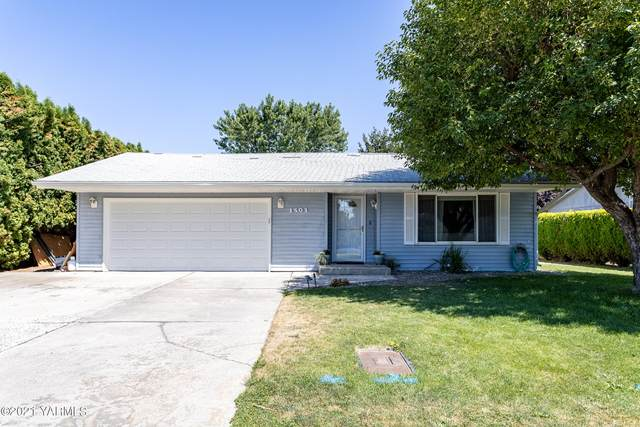1503 S 74th Ave, Yakima, WA 98908 (MLS #21-1830) :: Heritage Moultray Real Estate Services