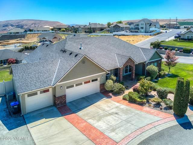 1403 Heritage Hills Ct, Selah, WA 98942 (MLS #21-1831) :: Amy Maib - Yakima's Rescue Realtor
