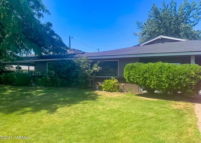 606 S 44th Ave, Yakima, WA 98908 (MLS #21-1834) :: Heritage Moultray Real Estate Services