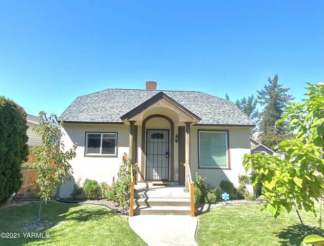 1215 Cherry Ave, Yakima, WA 98902 (MLS #21-1837) :: Amy Maib - Yakima's Rescue Realtor