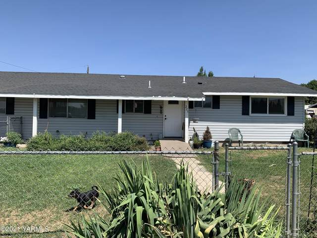 225 Blossom Dr, Moxee, WA 98936 (MLS #21-1849) :: Heritage Moultray Real Estate Services