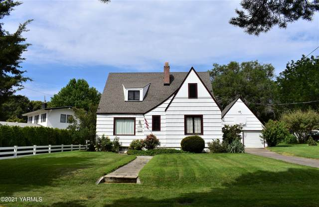308 N 21st Ave, Yakima, WA 98902 (MLS #21-1859) :: Candy Lea Stump   Keller Williams Yakima Valley