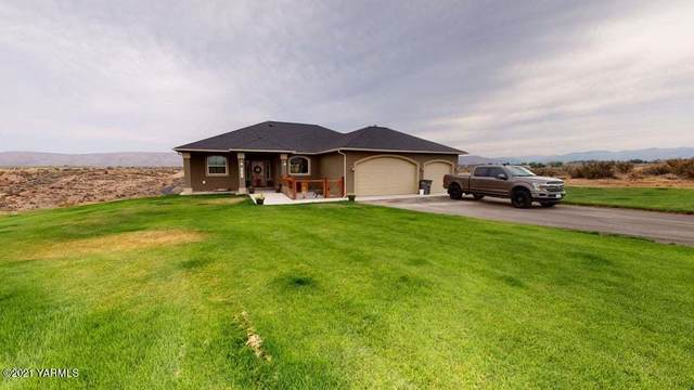 290 Sparrow Ln, Yakima, WA 98908 (MLS #21-1890) :: Heritage Moultray Real Estate Services