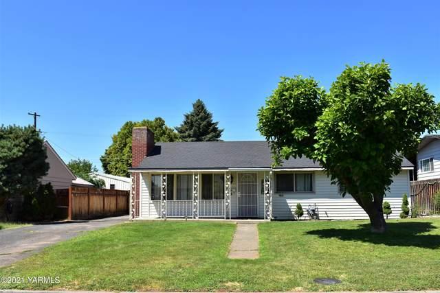 1510 S 4th Ave, Yakima, WA 98902 (MLS #21-1894) :: Candy Lea Stump   Keller Williams Yakima Valley
