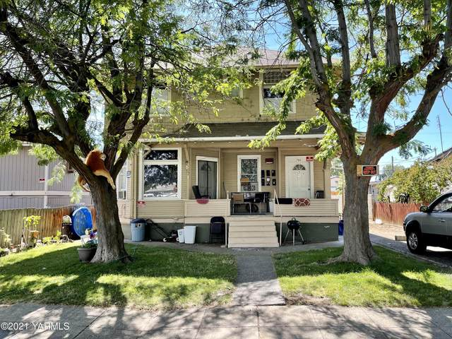 704 N 2nd St, Yakima, WA 98901 (MLS #21-1915) :: Heritage Moultray Real Estate Services