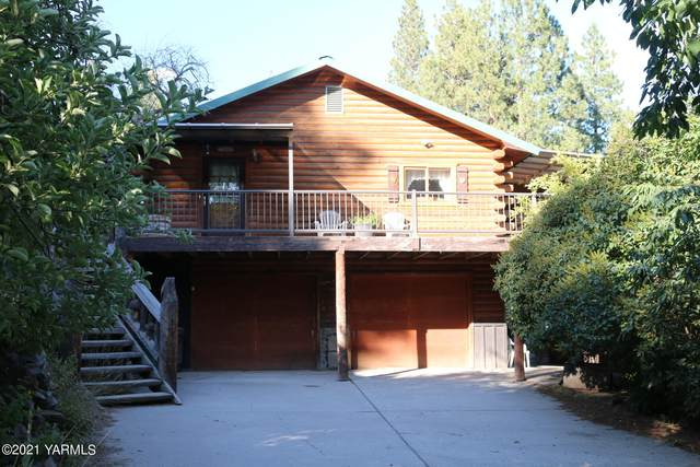 530 Clover Springs Rd, Naches, WA 98937 (MLS #21-1925) :: Heritage Moultray Real Estate Services