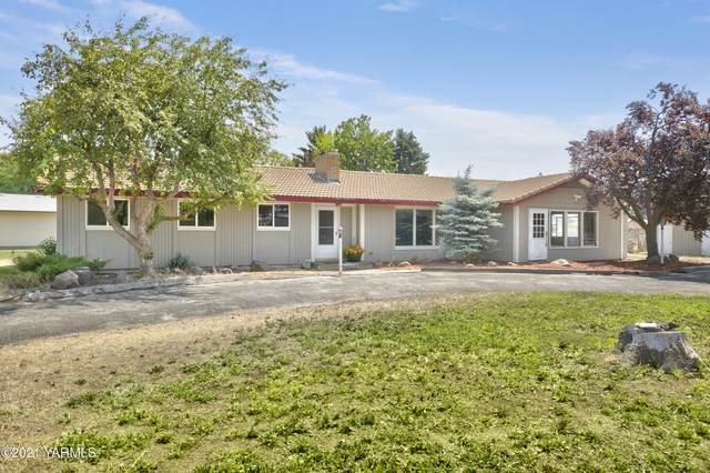 341 Green Meadows Dr, Yakima, WA 98908 (MLS #21-1967) :: Heritage Moultray Real Estate Services