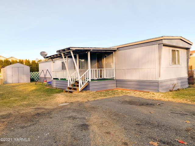 3005 Castlevale Rd #17, Yakima, WA 98902 (MLS #21-20) :: Heritage Moultray Real Estate Services
