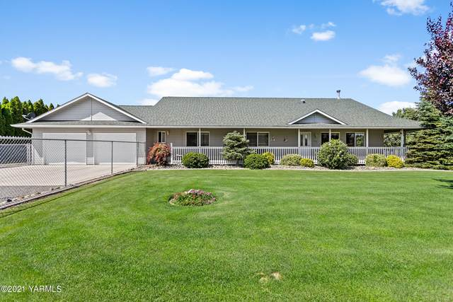 2412 Mapleway Rd, Yakima, WA 98908 (MLS #21-2031) :: Heritage Moultray Real Estate Services