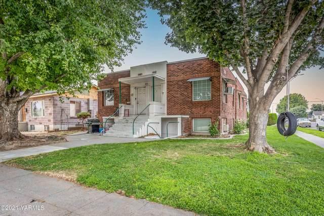 605 W Bonneville St, Pasco, WA 99301 (MLS #21-2036) :: Heritage Moultray Real Estate Services