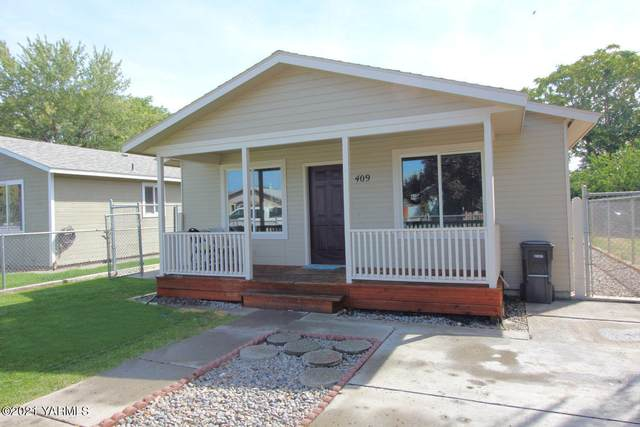409 S 10th St, Yakima, WA 98901 (MLS #21-2040) :: Heritage Moultray Real Estate Services