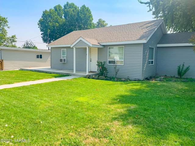 208 Rose St, Union Gap, WA 98903 (MLS #21-2078) :: Heritage Moultray Real Estate Services