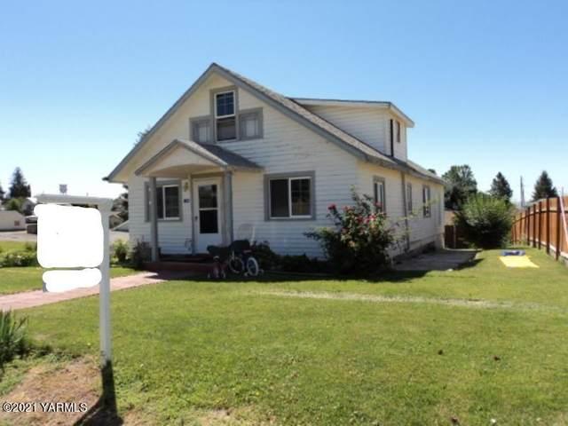 818 Carlsonia Rd, Zillah, WA 98953 (MLS #21-2175) :: Amy Maib - Yakima's Rescue Realtor