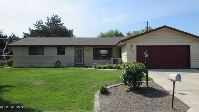 904 S 50th Ave, Yakima, WA 98908 (MLS #21-2177) :: Amy Maib - Yakima's Rescue Realtor