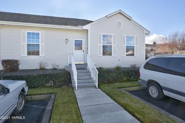 3701 Fairbanks Ave B-5, Yakima, WA 98902 (MLS #21-218) :: Candy Lea Stump | Keller Williams Yakima Valley