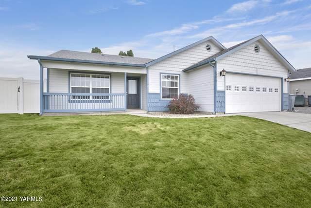 609 Tumac Dr, Yakima, WA 98901 (MLS #21-2181) :: Heritage Moultray Real Estate Services