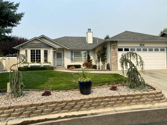324 S 76th Ave, Yakima, WA 98908 (MLS #21-2187) :: Heritage Moultray Real Estate Services