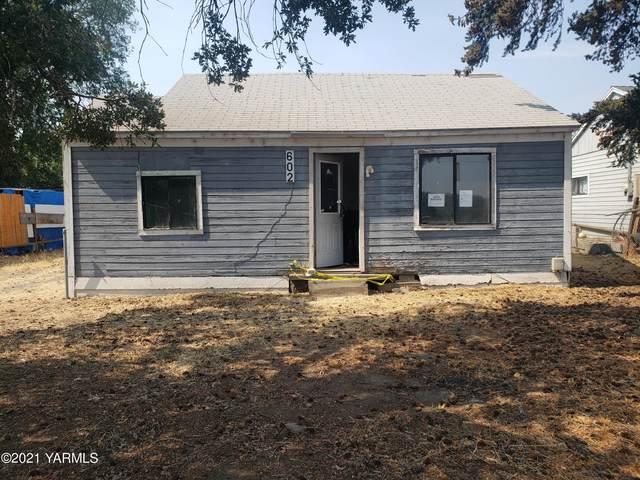 602 Keys Rd, Yakima, WA 98901 (MLS #21-2194) :: Heritage Moultray Real Estate Services
