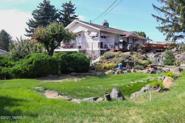 1010 Weikel Rd, Yakima, WA 98908 (MLS #21-2219) :: Heritage Moultray Real Estate Services
