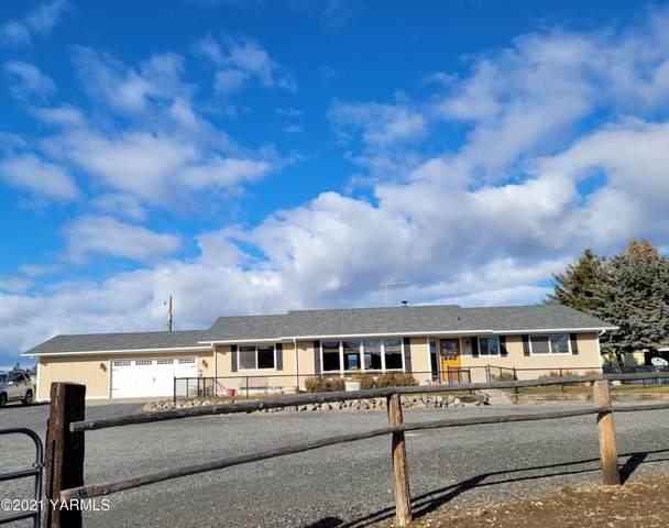 7773 N Wenas Rd, Selah, WA 98942 (MLS #21-222) :: Amy Maib - Yakima's Rescue Realtor