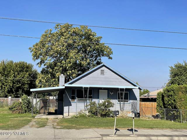412 Fair Ave, Yakima, WA 98901 (MLS #21-2235) :: Heritage Moultray Real Estate Services