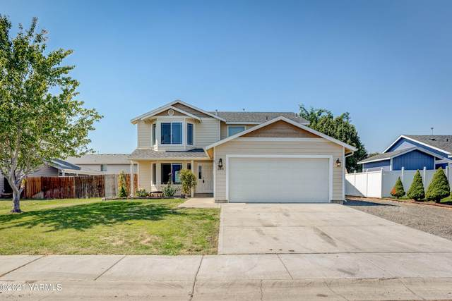 206 N Glacier St, Moxee, WA 98936 (MLS #21-2255) :: Heritage Moultray Real Estate Services
