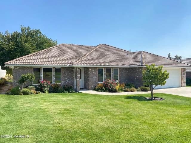 5101 Summitview Ave #5, Yakima, WA 98908 (MLS #21-2317) :: Candy Lea Stump | Keller Williams Yakima Valley