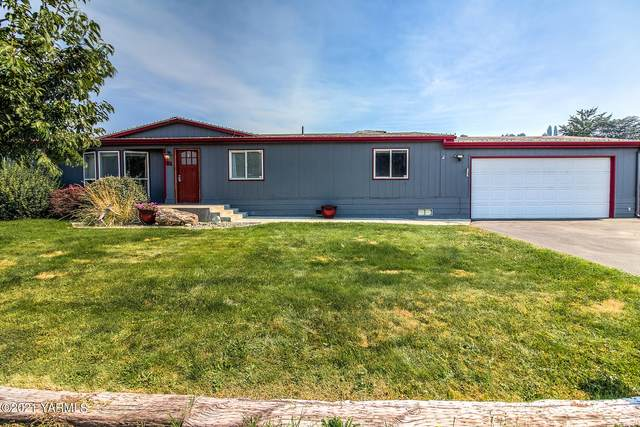81 Four Hills Dr, Yakima, WA 98908 (MLS #21-2339) :: Heritage Moultray Real Estate Services