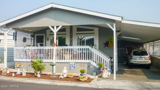 55 W Washington Ave #193, Yakima, WA 98902 (MLS #21-2340) :: Candy Lea Stump   Keller Williams Yakima Valley