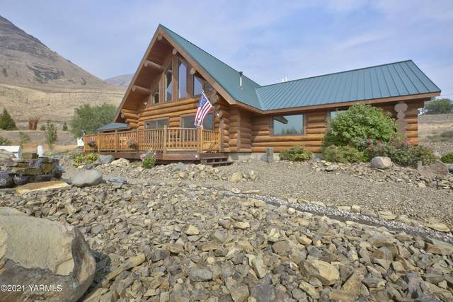 13805 Old Naches Hwy, Naches, WA 98937 (MLS #21-2373) :: Heritage Moultray Real Estate Services