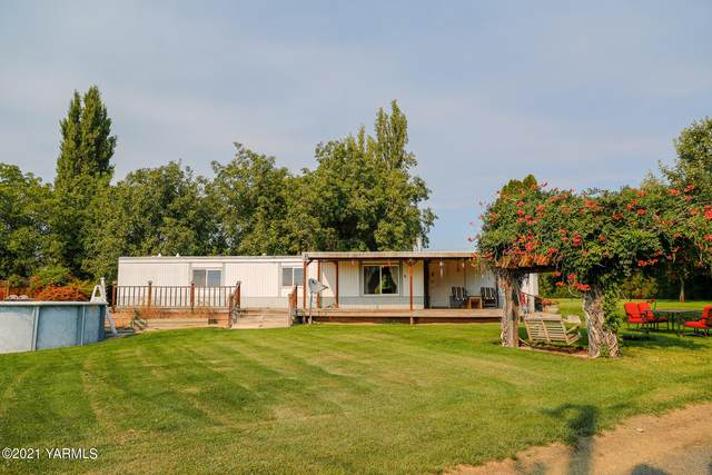340 Beane Rd, Moxee, WA 98936 (MLS #21-2374) :: Heritage Moultray Real Estate Services