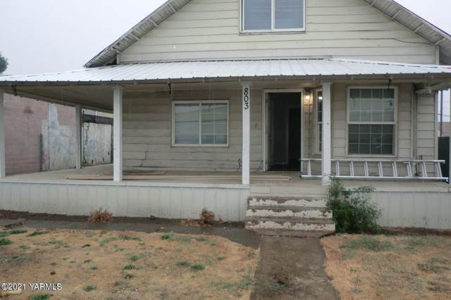 803 S 3rd St, Yakima, WA 98901 (MLS #21-2384) :: Heritage Moultray Real Estate Services