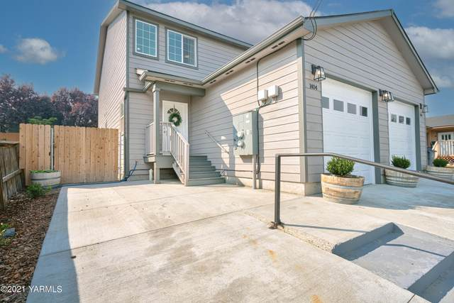 1404 W Fremont Ave C&D, Selah, WA 98942 (MLS #21-2403) :: Heritage Moultray Real Estate Services