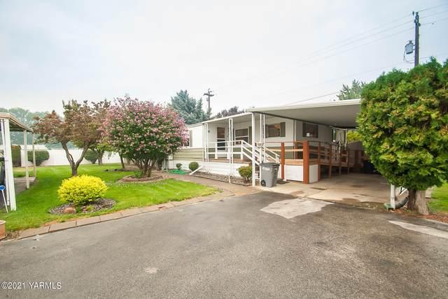 55 W Washington Ave #66, Yakima, WA 98903 (MLS #21-2406) :: Heritage Moultray Real Estate Services