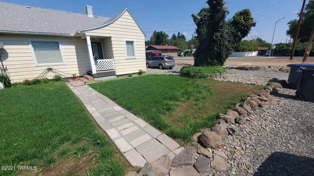 503 W Bartlett Ave, Selah, WA 98942 (MLS #21-2419) :: Heritage Moultray Real Estate Services