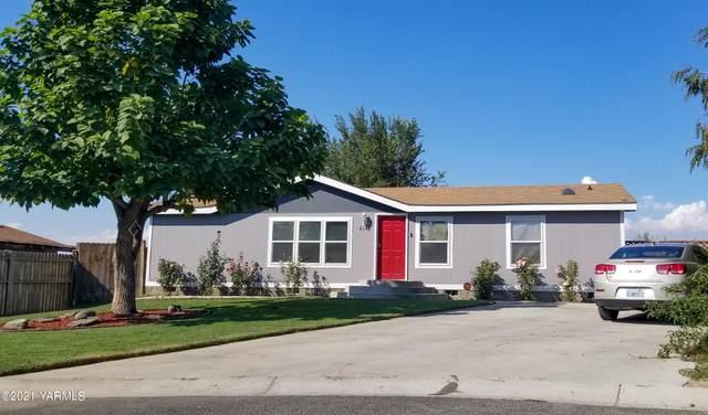 614 Grant Ct, Grandview, WA 98930 (MLS #21-2427) :: Amy Maib - Yakima's Rescue Realtor