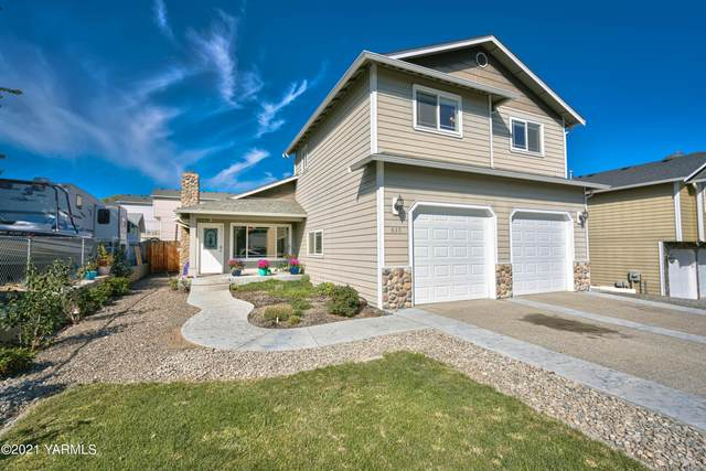 605 W Home Ave, Selah, WA 98942 (MLS #21-2434) :: Heritage Moultray Real Estate Services