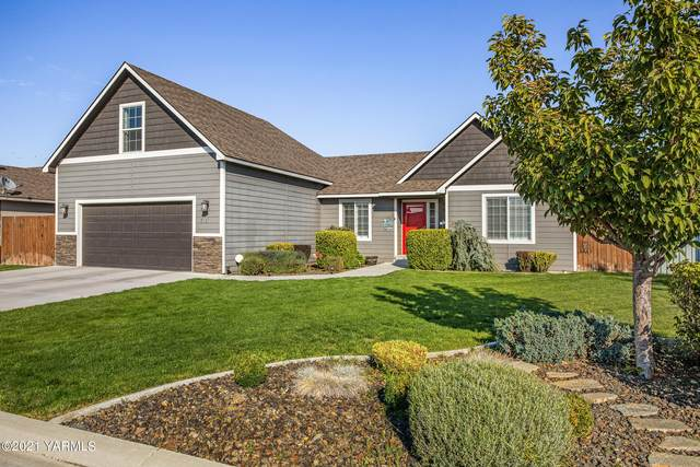 2013 S 59th Ave, Yakima, WA 98903 (MLS #21-2438) :: Heritage Moultray Real Estate Services