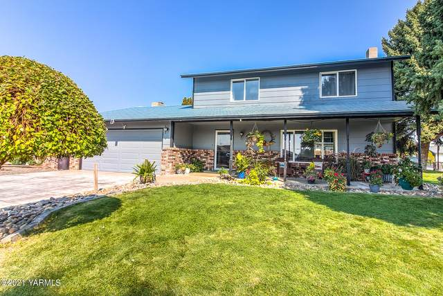 4603 Glenmoor Cir, Yakima, WA 98908 (MLS #21-2441) :: Amy Maib - Yakima's Rescue Realtor