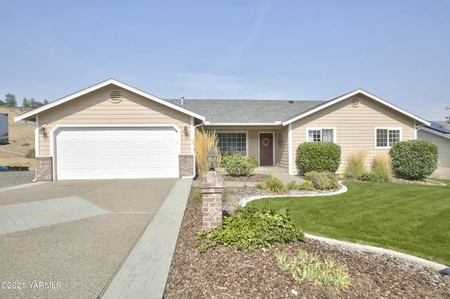 1607 W Orchard Ave, Selah, WA 98942 (MLS #21-2463) :: Heritage Moultray Real Estate Services