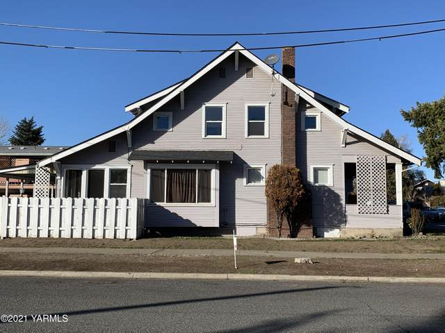 316 S 8th Ave, Yakima, WA 98902 (MLS #21-247) :: Heritage Moultray Real Estate Services